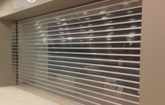 Polycarbonate Rolling Shutter by Sly Enterprises