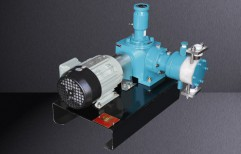 Reciprocating Chemical Metering Pumps by Minimax Pumps Private Limited