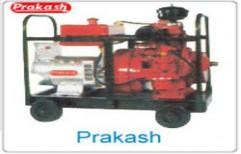 Air Cooled Diesel Generator by Prakash Marketing