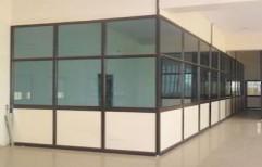 Aluminium Partition by A Square Associates