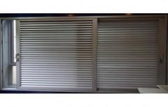 Aluminium Window Shutter Profile by Ajariya Associates