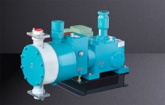 Chemical Dosing Pumps for Water Treatment by Minimax Pumps Private Limited