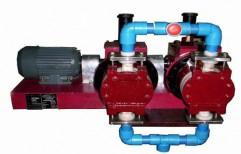 Hydraulic Diaphragm Pumps by Minimax Pumps Private Limited