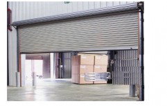 Industrial Rolling Shutter by Sly Enterprises