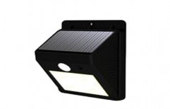 Solar Motion Sensor Light by Epsilon Automation & Solar Power