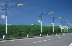 Solar Street Light by Urja Saur Electronics