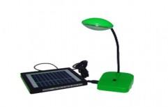 Solar Study Lamp by Epsilon Automation & Solar Power