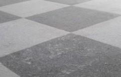 Tiles Fixing Work by Ajariya Associates
