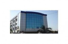 Building Aluminum Composite Panel by Arun Allumium Window & Glass Works