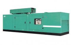 Cummins Diesel Generator by J K Engineers & Traders