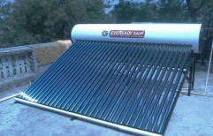 Eveready Solar Water Heater 500 LPD Compact by Solar Solution