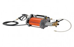 High Pressure Hydro Jetting Cleaning Machine by UT Pumps & Systems Private Limited