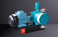 Mechanically Actuated Diaphragm Horizontal Type Pumps by Minimax Pumps Private Limited