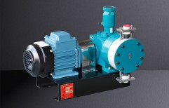 Mechanically Actuated Diaphragm Pump by Minimax Pumps Private Limited