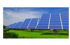 Outdoor Solar Panel by Urja Saur Electronics