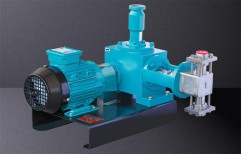 Plunger Type Dosing Pumps by Minimax Pumps Private Limited