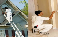 Residential Painting Service by Globus Infratech