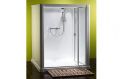 Shower Cubicle by Team Work Glass Solutions Private Limited