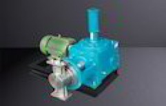 Sodium Hypo Chlorine Dosing Pumps by Minimax Pumps Private Limited