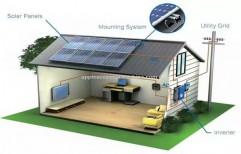 Solar Home Lightning System by Urja Saur Electronics