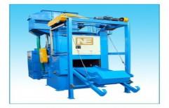 Tumblast Type - Airless Shot Blasting Machine by National Enterprises