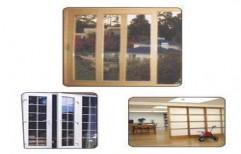 Windows by Aluminium Trading compuny