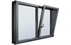 Aluminium Tilt And Turn Window by Faizan Glass