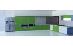 Modular Kitchen by Sparkle Interio