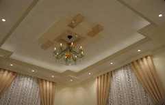 POP Ceiling Decoration Works by Sly Enterprises