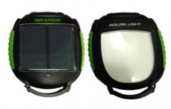 Solar Camping Light by Epsilon Automation & Solar Power