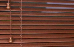 Wooden Venetian Window Blinds by Creative Interiors And Roofings