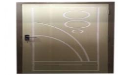 WPC - Solid Door by Biharilal Greenwood Pvt. Ltd.