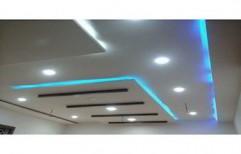 False Ceiling by A Square Associates