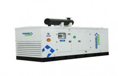 Greaves Silent Generator by Powertech Engineers