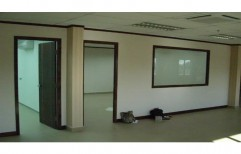 Gypsum Board Partition by Shree Interiors