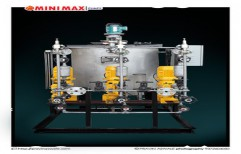 LP and HP Dosing Skid System by Minimax Pumps Private Limited