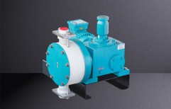 Mechanically Actuated Diaphragm Vertical Type Pumps by Minimax Pumps Private Limited