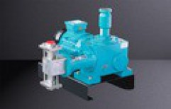 Minimax Stainless Steel Reciprocating Plunger Type Dosing Pumps