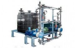 Salt Dosing System by Minimax Pumps Private Limited
