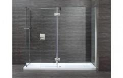 Shower Glass Doors by J. B. N. Glass & Aluminium