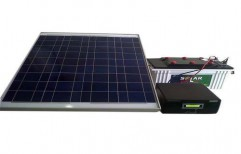 Solar Power Pack System by Fidus Energy Private Limited