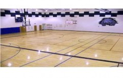 Sports Flooring by A Square Associates