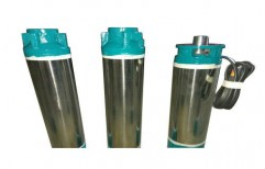 SS Fabricated Submersible Pump by Raj Industries