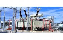 Transformer Erection by Sly Enterprises