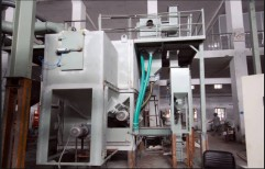 Airless 20 HP 4W Special Shot Blasting Machine by National Enterprises