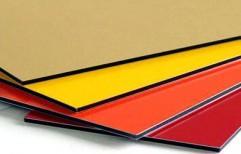 Aluminium Composite Panel by Anuja Enterprises