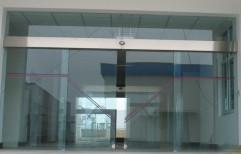 Automatic Sensor Door by Sly Enterprises