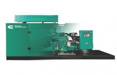 Cummins Diesel Generator Set by J K Engineers & Traders