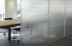 Glass Brick by J. B. N. Glass & Aluminium