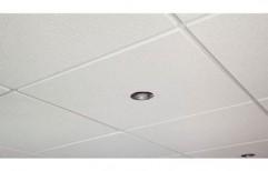 Grid False Ceiling by A Square Associates